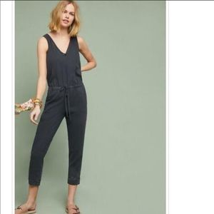 Anyhropologie Cloth & Stone Jumpsuit Juliana Gray